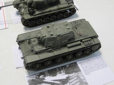 KV-1 Model 1942 'Besposhadniy'