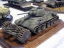 T-34/76 'Formochka' w/ mine roller
