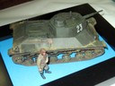 T-50 Light Tank