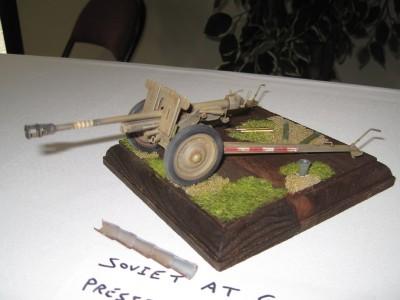 Soviet Anti-Tank Gun in German Service
