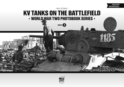 KV Tanks on the Battlefield Cover